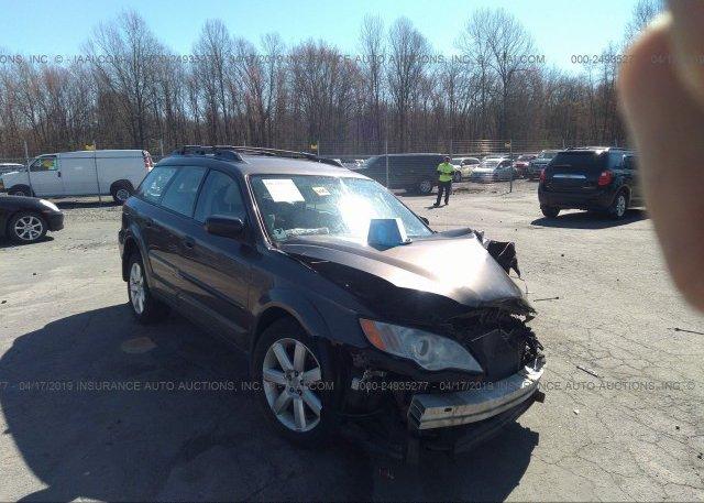 Inventory #729968929 2008 Subaru OUTBACK