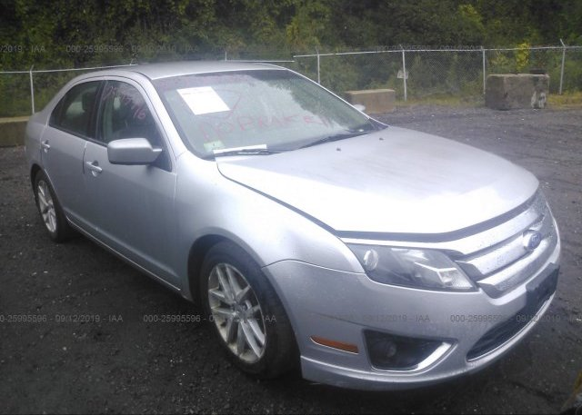 Inventory #998536022 2011 FORD FUSION