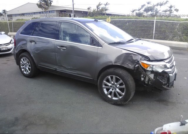 Inventory #611532324 2013 FORD EDGE