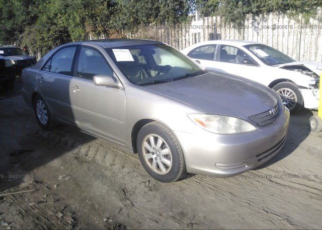 Inventory #727057996 2002 Toyota CAMRY