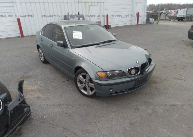 Inventory #430200498 2005 BMW 330