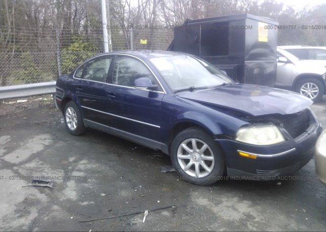 Inventory #212077715 2004 Volkswagen PASSAT