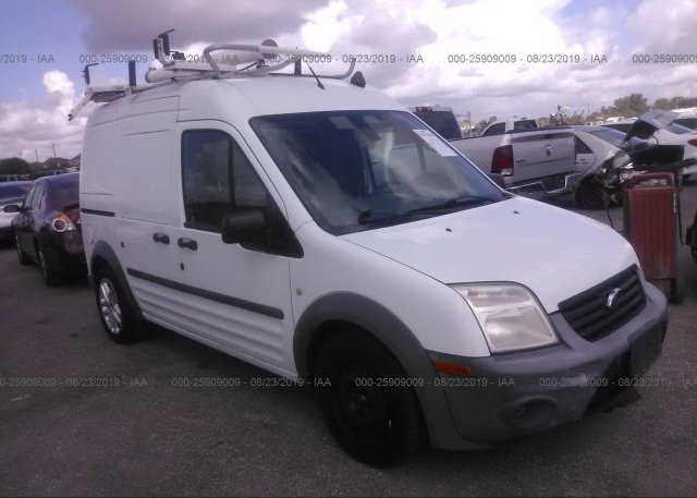 Inventory #200963033 2012 FORD TRANSIT CONNECT