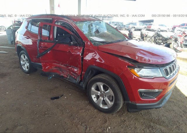 Inventory #144539327 2017 JEEP COMPASS