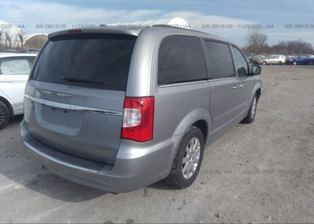 цена в сша 2015 CHRYSLER TOWN & COUNTRY 2C4RC1BG1FR544682