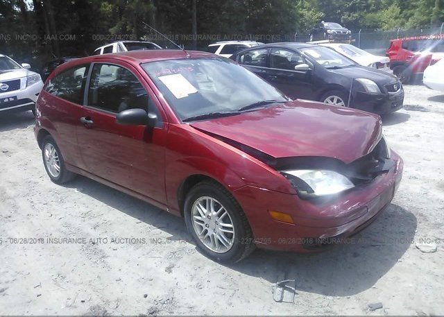 Inventory #356704281 2005 FORD FOCUS