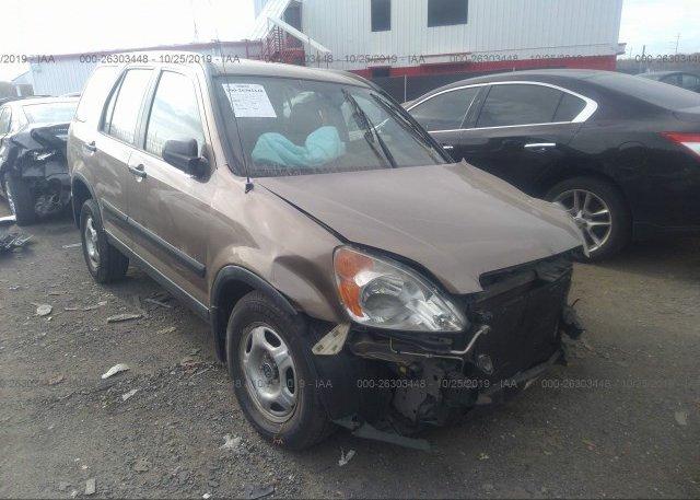 Inventory #452659948 2003 Honda CR-V