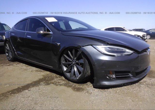 Inventory #310379577 2017 Tesla MODEL S