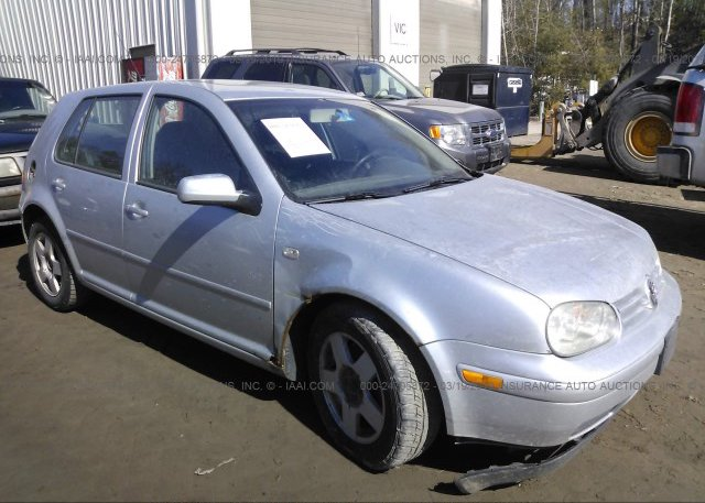 Inventory #256484600 2002 Volkswagen GOLF