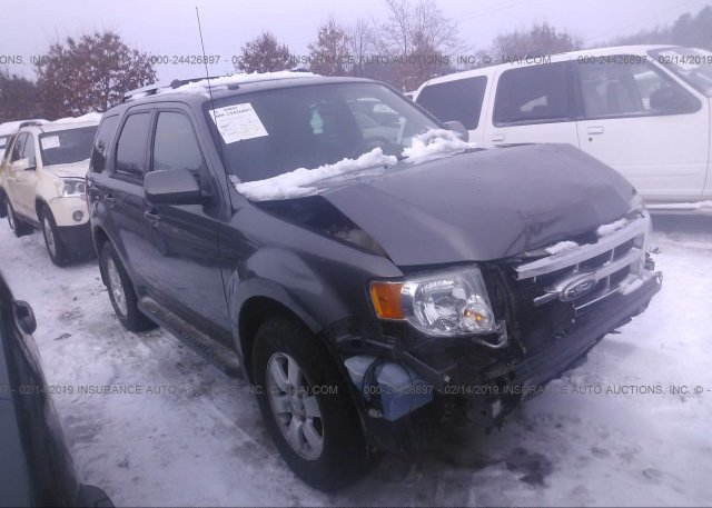 Inventory #851195325 2010 FORD ESCAPE
