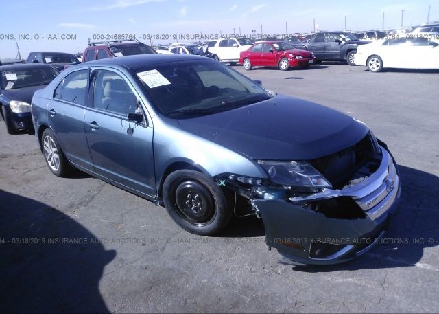 Inventory #351908684 2012 FORD FUSION