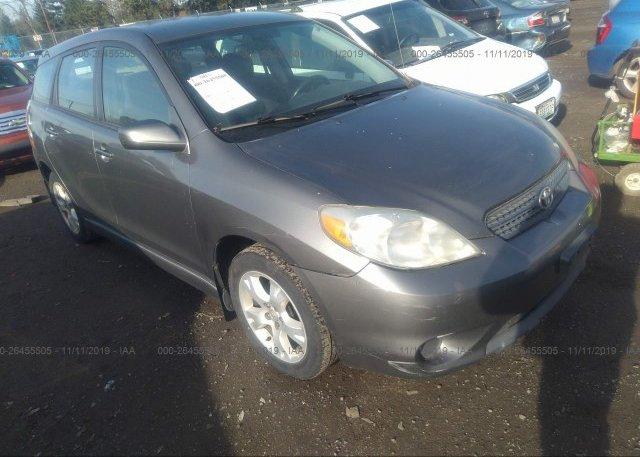 Inventory #262228084 2006 Toyota COROLLA MATRIX