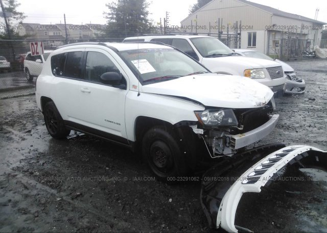 Inventory #154351985 2017 JEEP COMPASS