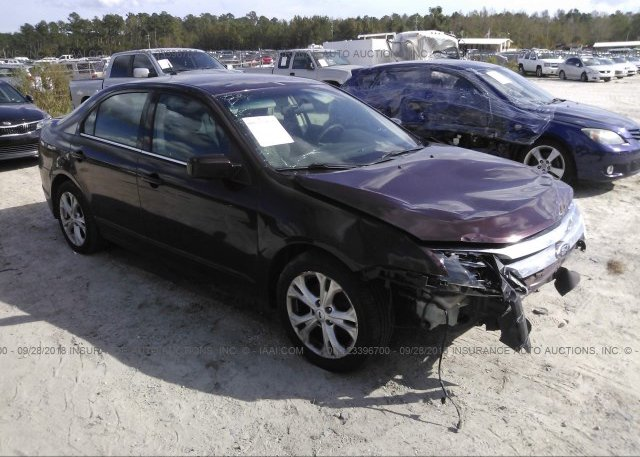 Inventory #756971484 2012 FORD FUSION