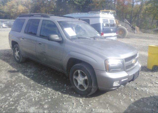 Inventory #348429278 2006 Chevrolet TRAILBLAZER