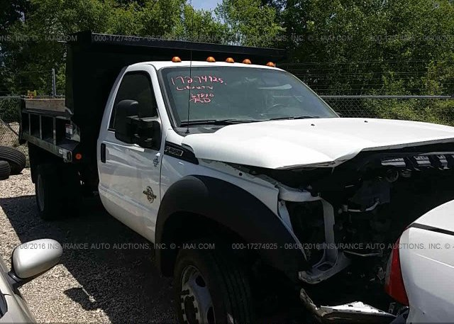 Inventory #578026178 2012 FORD F550
