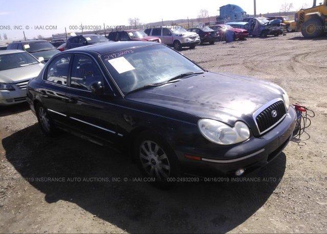 Inventory #701776268 2004 Hyundai SONATA