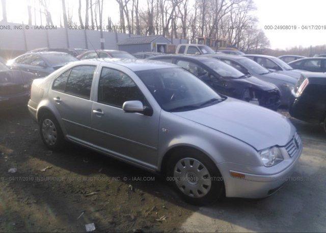 Inventory #166354451 2003 Volkswagen JETTA