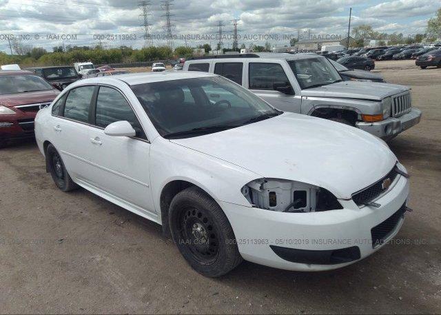 Inventory #512845571 2012 Chevrolet IMPALA