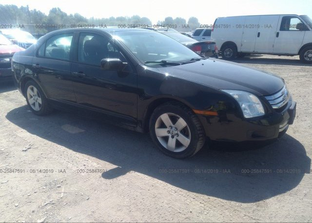 Inventory #655240532 2008 FORD FUSION