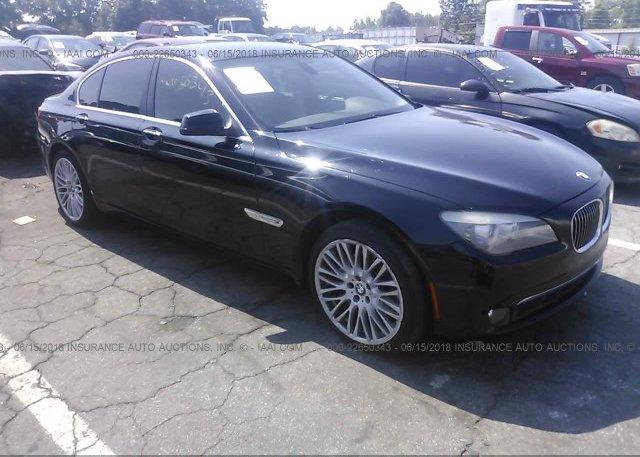 Inventory #722557158 2011 BMW 740