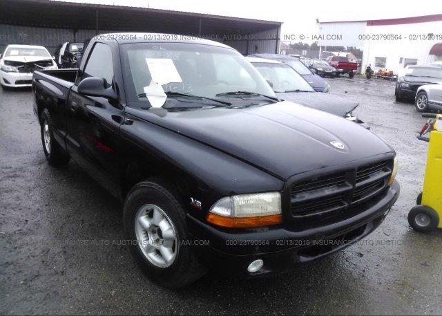 Inventory #276163025 1998 Dodge DAKOTA