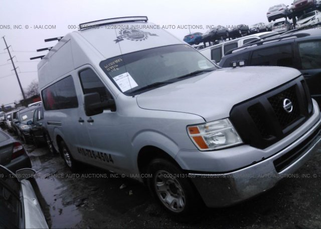 Inventory #234159145 2012 NISSAN NV