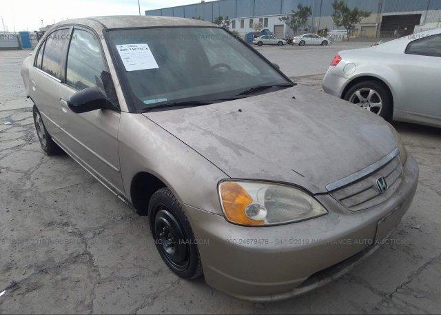 Inventory #613834556 2002 Honda CIVIC
