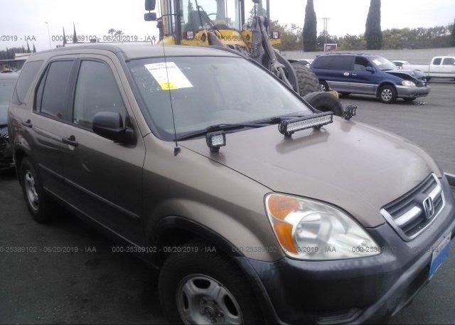 Inventory #246320166 2002 Honda CR-V