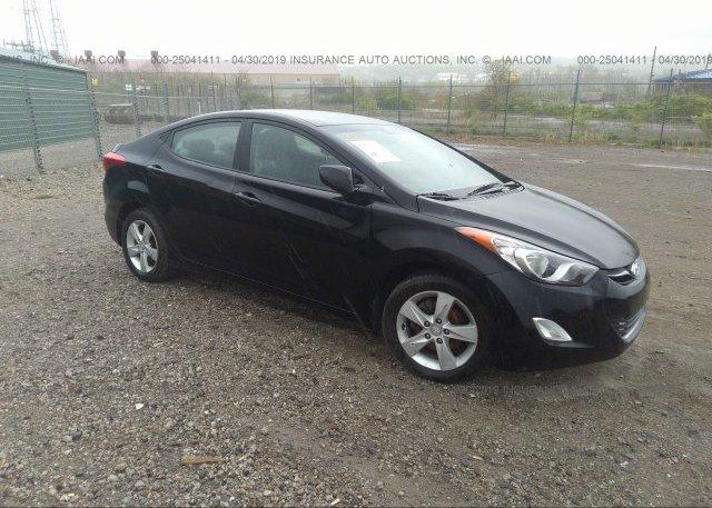 Inventory #752291710 2012 Hyundai ELANTRA