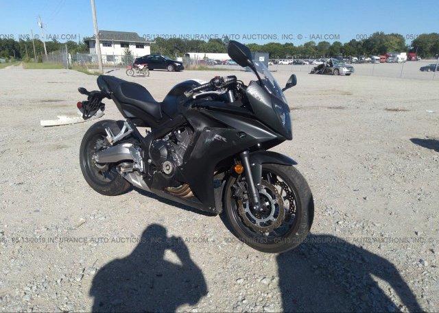 Inventory #144526867 2014 Honda CBR650