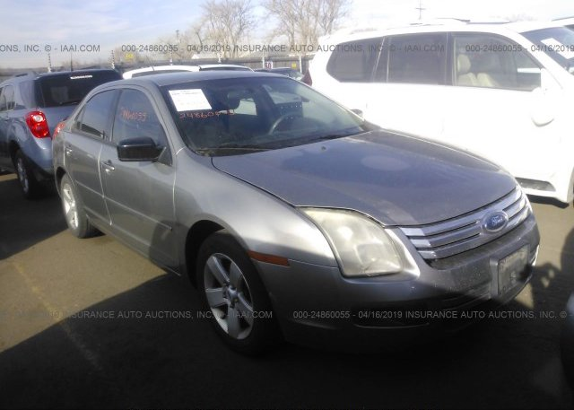 Inventory #180777958 2008 FORD FUSION