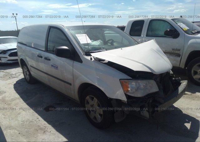 Inventory #761073703 2012 Dodge RAM VAN