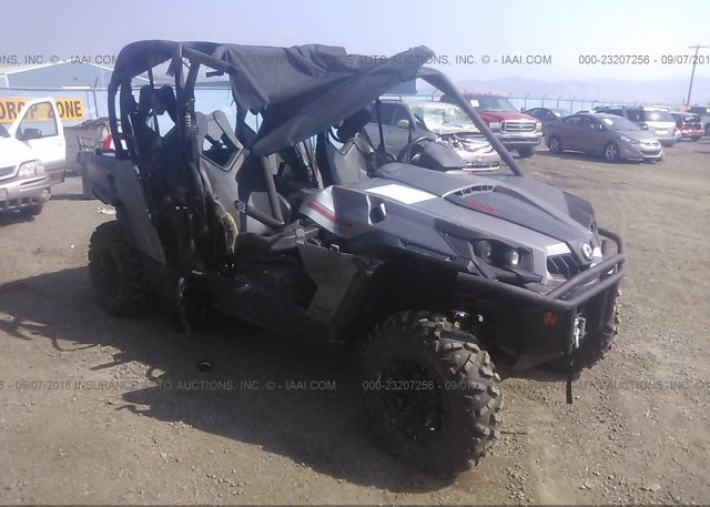 Inventory #684332214 2017 CAN-AM COMMANDER MAX