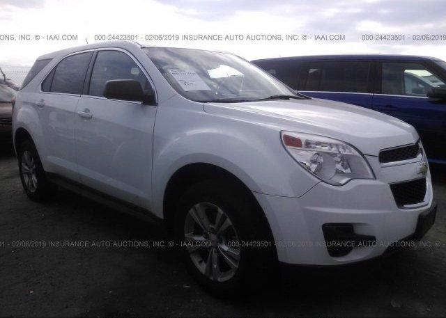 Inventory #465287352 2013 Chevrolet EQUINOX