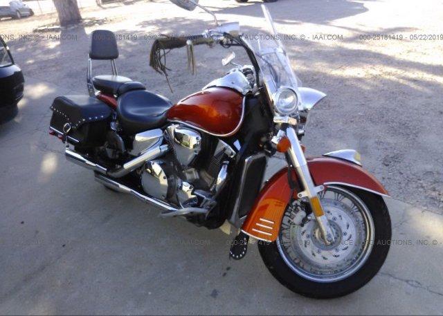 Inventory #228132230 2003 Honda VT1300