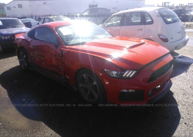 Inventory #663128168 2015 FORD MUSTANG