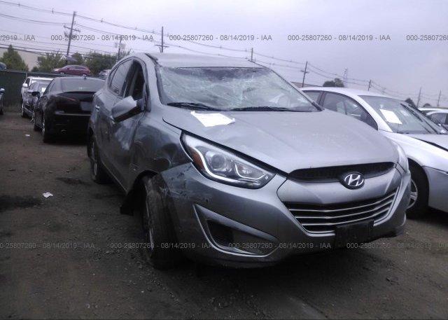 Inventory #560038861 2015 Hyundai TUCSON