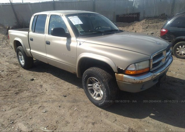 Inventory #107473599 2002 Dodge DAKOTA