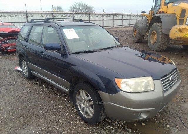 Inventory #721423045 2006 Subaru FORESTER