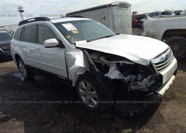 Inventory #961089268 2011 Subaru OUTBACK