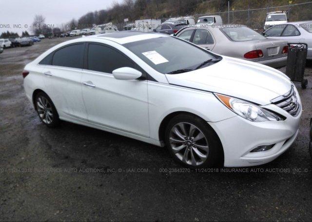 Inventory #709424771 2011 Hyundai SONATA