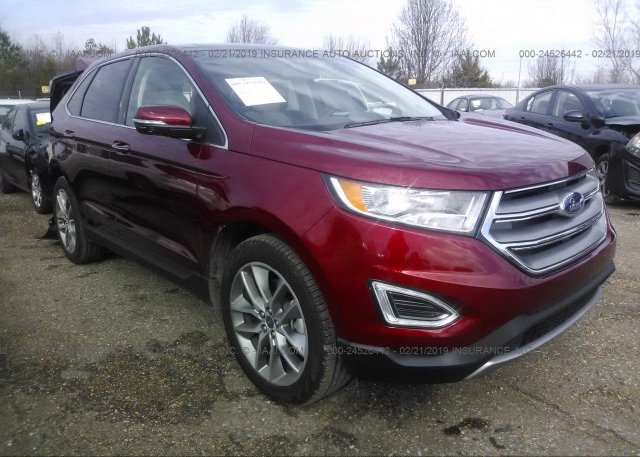 Inventory #688704569 2018 FORD EDGE