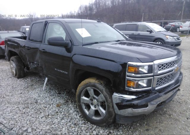 Inventory #567406055 2015 Chevrolet SILVERADO