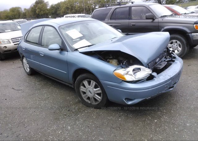 Inventory #869924127 2007 FORD TAURUS