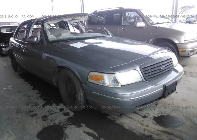 Inventory #857218288 1999 FORD CROWN VICTORIA