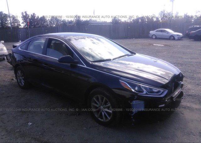 Inventory #951244778 2018 Hyundai SONATA