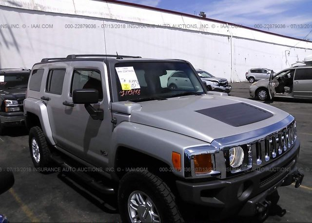 Inventory #668847774 2006 Hummer H3