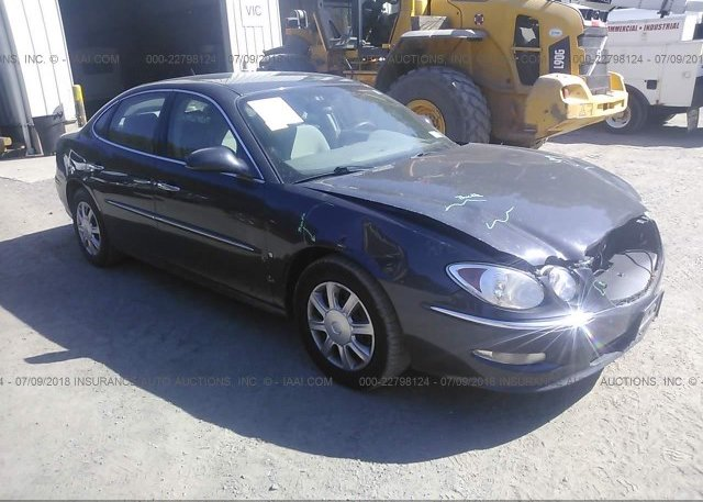 Inventory #532786026 2008 Buick LACROSSE