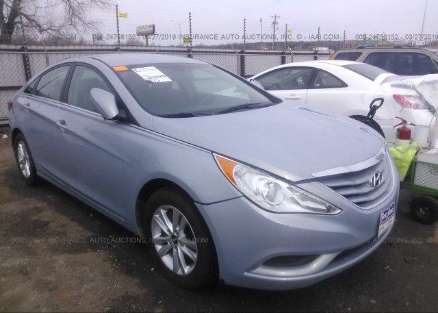 Inventory #416932484 2013 Hyundai SONATA